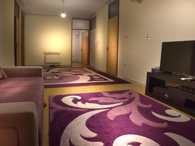واحد 60 متری رویال دوخوابه طبقه 3