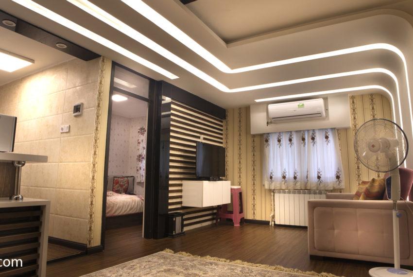 اجاره ویلا در رشت | واحد 55 متری یک خوابه طبقه2