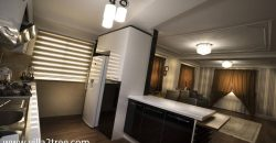آپارتمان لوکس ۷۵ متری دو خوابه طبقه ۲